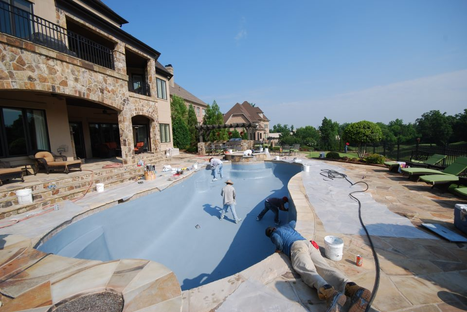 Most reliable pool contractor - Charlotte, NC