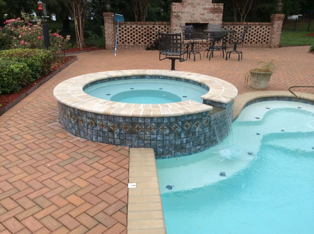New pool deck - Charlotte, NC