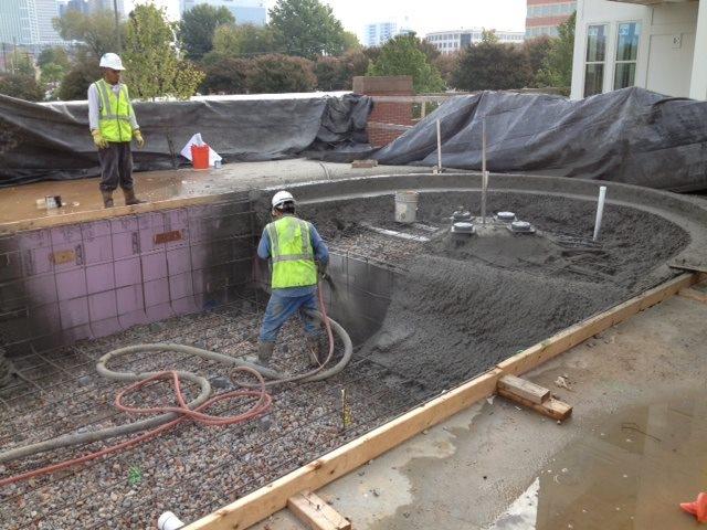 Best pool builders in Charlotte, NC